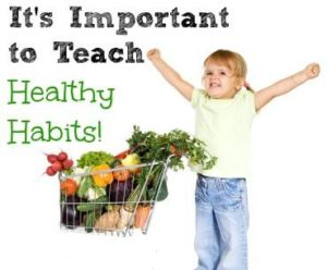 healthy tips for kids